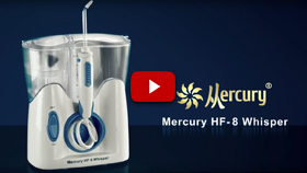Ирригатор Mercury HF-8 Whisper